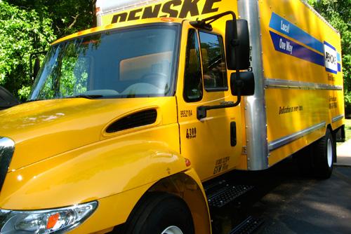 L And L Paint Center Penske Truck Rental